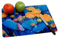 Glass Tempered Cutting Board